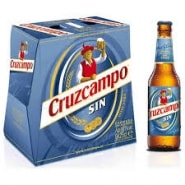 CRUZCAMPO SIN ALCOHOL PACK 12