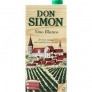 DON SIMON BLANCO 1 LT 12 UNI