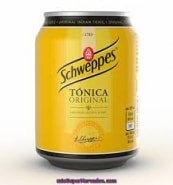 LATA TONICA SCHWEPPES 33 CL.