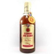 RON CONDE CUBA DULCE